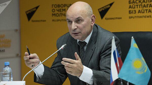 Игорь Соколов - Sputnik Таджикистан