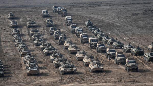 Военная техника, архивное фото - Sputnik Таджикистан