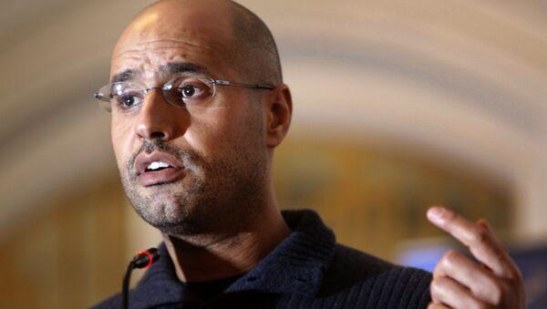 Сын экс-лидера Ливии Сейф аль-Ислам Каддафи, архивное фото - Sputnik Таджикистан