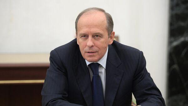 Директор Федеральной службы безопасности (ФСБ) РФ Александр Бортников, архивное фото - Sputnik Таджикистан