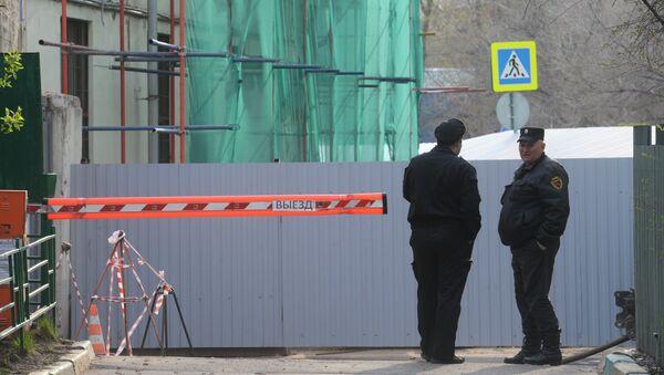 Охранники, архивное фото - Sputnik Таджикистан