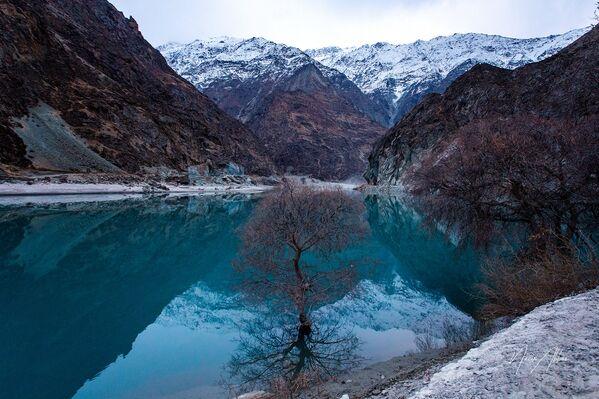 Виды Ишкашима, архивное фото - Sputnik Таджикистан