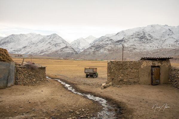 Природа Ишкашима, архивное фото - Sputnik Таджикистан