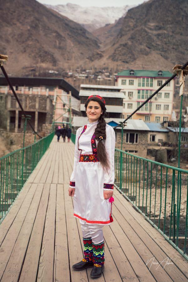 Жительница Хорога, архивное фото - Sputnik Таджикистан