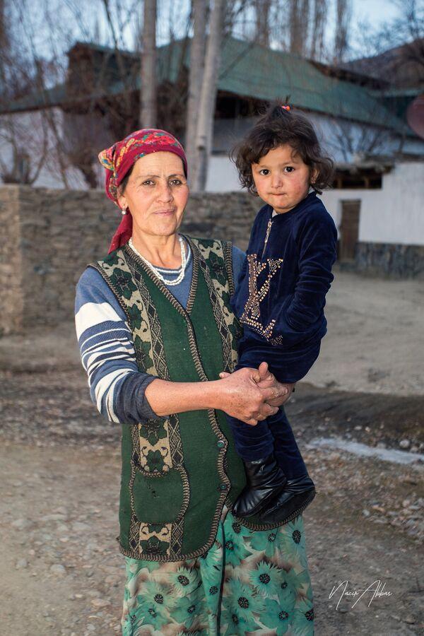 Жители Ишкашима, архивное фото - Sputnik Таджикистан