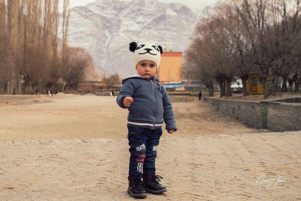 Житель Хорога, архивное фото - Sputnik Таджикистан