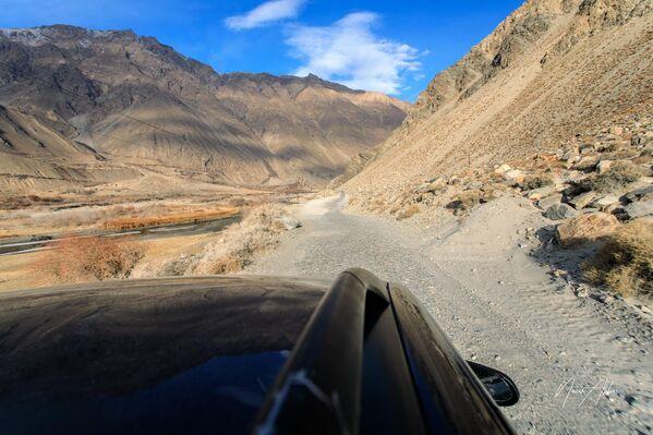 Дорога на Ишкашим, архивное фото - Sputnik Таджикистан