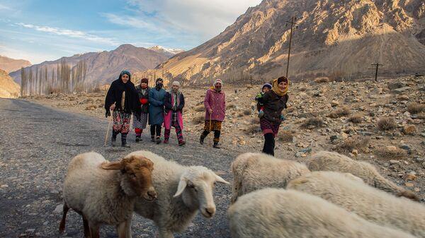 Жизнь в Ишкашиме, архивное фото - Sputnik Таджикистан