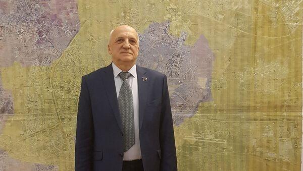Член Экспертного совета коллегии военно-промышленной комиссии, военный эксперт Виктор Мураховский, архивное фото - Sputnik Таджикистан