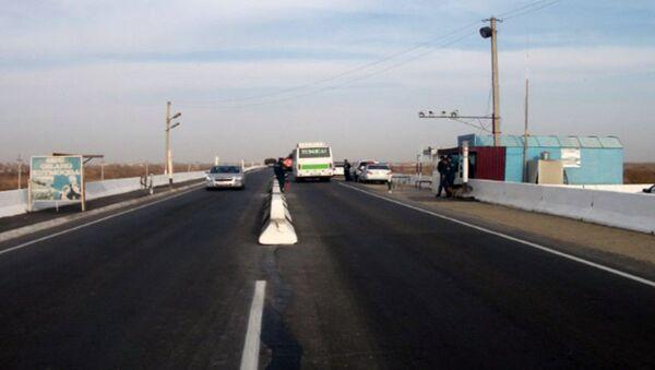 В Узбекистане ликвидируют посты ДПС - Sputnik Таджикистан
