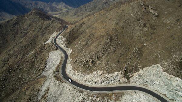Горный перевал, архивное фото - Sputnik Таджикистан
