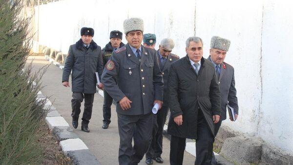 Генерал Назарзода Шариф - Sputnik Тоҷикистон