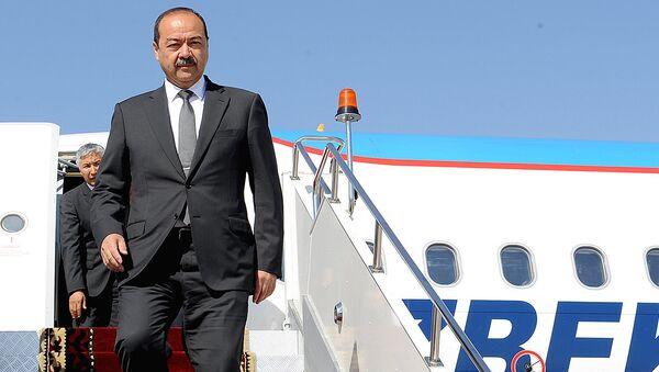 Премьер-министр Узбекистана Абдулла Арипов  - Sputnik Тоҷикистон