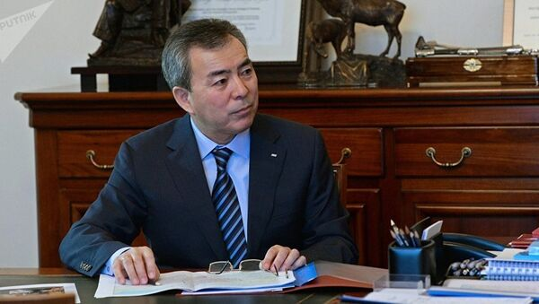 Советник премьера Кыргызстана Калыкбек Султанов, архивное фото - Sputnik Таджикистан