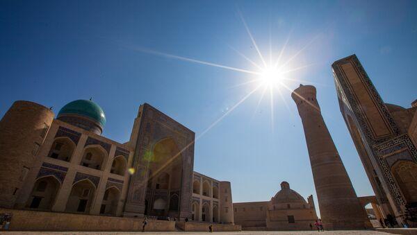 Бухара - одно из популярнейших туристических мест - Sputnik Таджикистан