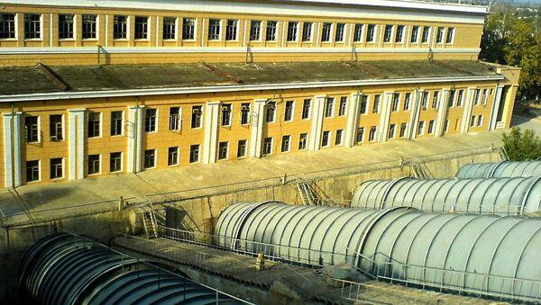 Фархадская ГЭС, архивное фото - Sputnik Тоҷикистон