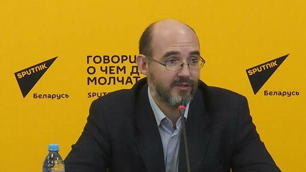Профессор Сергей Кизима - Sputnik Тоҷикистон