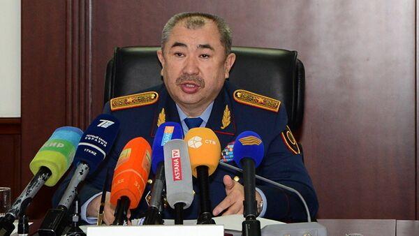 Ерлан Тургумбаев - Sputnik Таджикистан