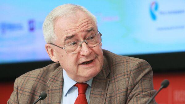 Николай Долгополов - Sputnik Таджикистан