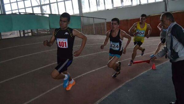 Таджикские легкоатлеты приняли участие в международном турнире по легкой атлетике в Казахстане - Sputnik Таджикистан