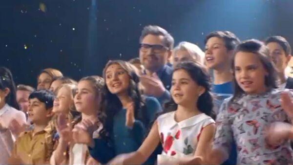 Второй сезон невероятного шоу Ты супер! - Sputnik Таджикистан