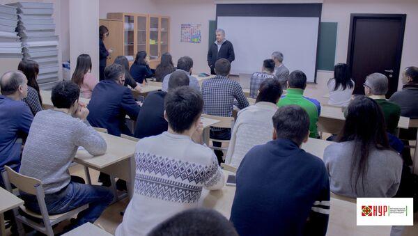 Комитет по экономическому развитию РОО НУР объявляет об открытии школы бизнеса - Sputnik Таджикистан