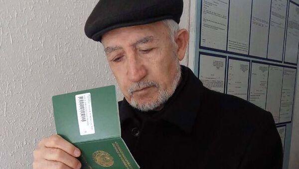Кинорежиссер Бако Содик, архивное фото - Sputnik Таджикистан