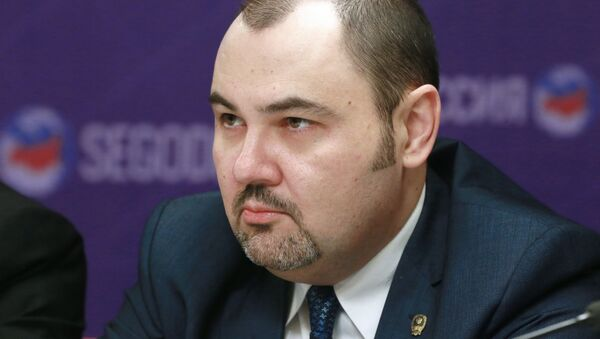 Дмитрий Лыжин - Sputnik Таджикистан