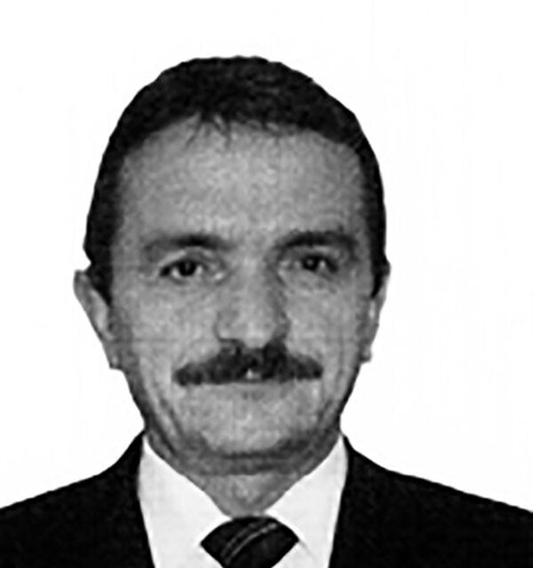 Рахмонбек Бахтдавлатов первый заместитель начальника Главного управления геологии при правительстве Таджикистана - Sputnik Таджикистан