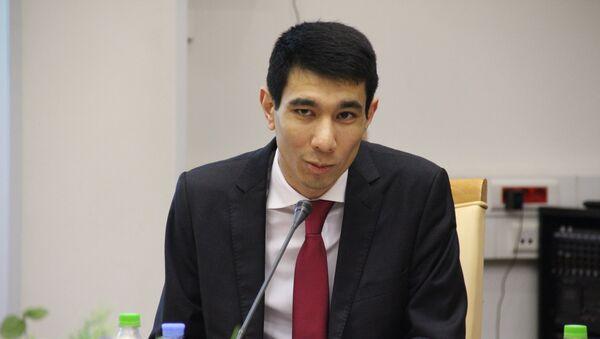 Ботиржон Шерматов, архивное фото - Sputnik Таджикистан
