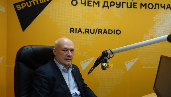 Александр Власов - Sputnik Таджикистан