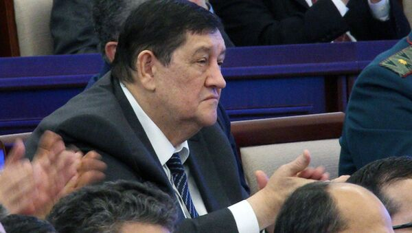 Рустам Иноятов - Sputnik Таджикистан