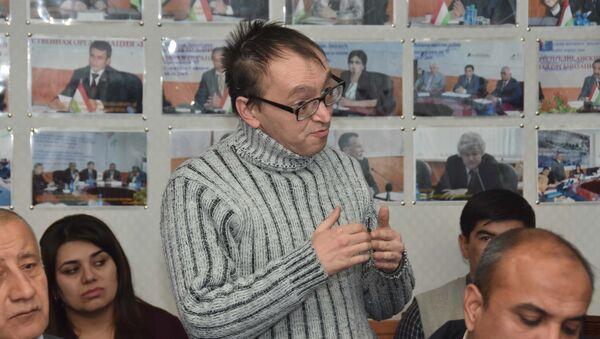 Галим Фасхутдинов, архивное фото - Sputnik Таджикистан