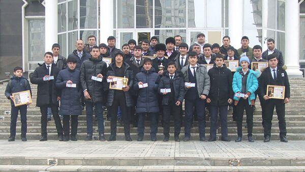 Таджикские каратисты назвали лучших по итогам сезона - Sputnik Таджикистан