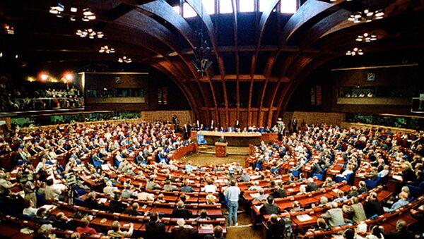 Парламентская ассамблея совета Европы - Sputnik Таджикистан