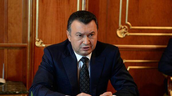 Премьер-министр Таджикистана Кохир Расулзода, архивное фото - Sputnik Тоҷикистон