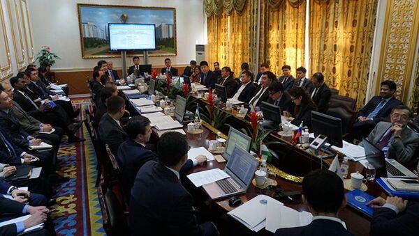 Заседание Совета национальных координаторов ШОС в Пекине - Sputnik Тоҷикистон
