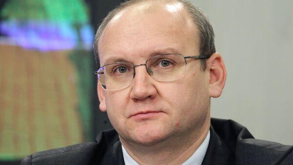 Член общественного совета при УФМС города Москвы Юрий Московский, архивное фото - Sputnik Таджикистан