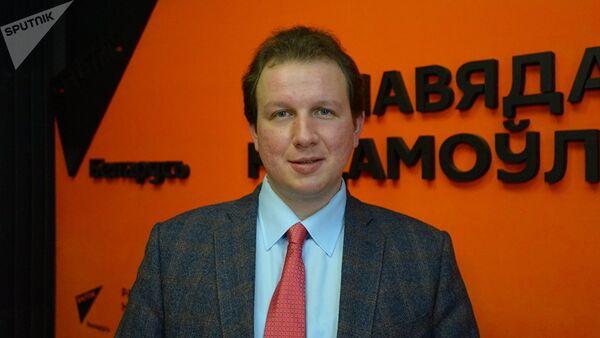 Политический аналитик Международной мониторинговой организации CIS-EMO Станислав Бышок - Sputnik Таджикистан