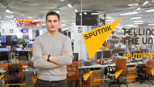 Рубен Гарсия, архивное фото - Sputnik Таджикистан