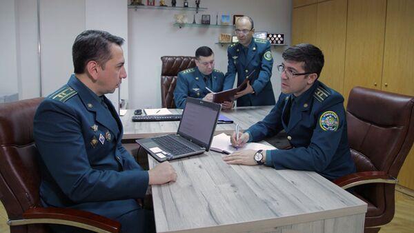 Сотрудники МВД Узбекистана - Sputnik Таджикистан