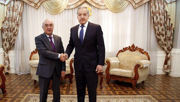 Глава МИД Таджикистана встретился с послом Узбекистана - Sputnik Тоҷикистон