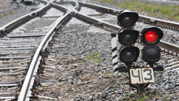 Железнодорожные пути - Sputnik Таджикистан