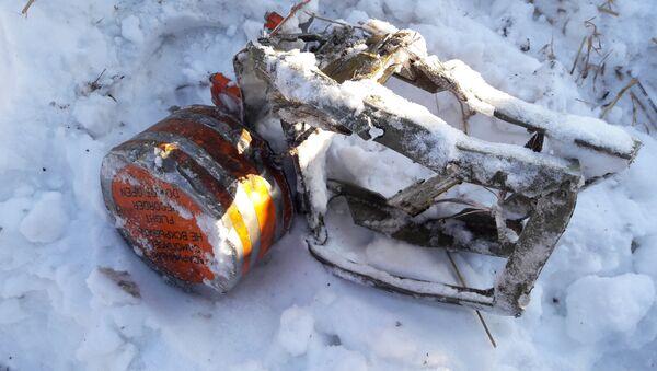МАК опубликовал фотографии бортовых самописцев разбившегося в Подмосковье Ан-148 - Sputnik Таджикистан