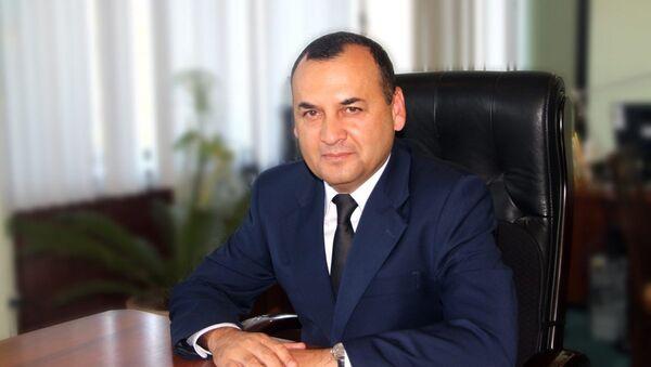 Начальника Главного управления внутренних дел (ГУВД) Ташкента Рустам Джураев, архивное фото - Sputnik Таджикистан