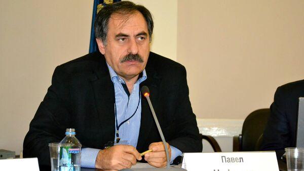 Генеральный директор Финансово-банковского совета СНГ Павел Нефидов - Sputnik Таджикистан