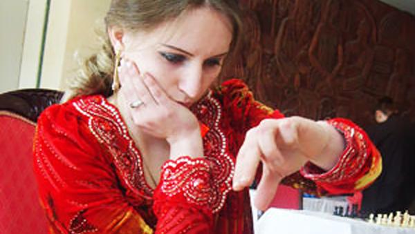 Шахматист Надежда Антонова - Sputnik Таджикистан