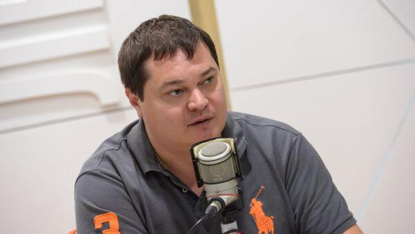 Андрей Малосолов - Sputnik Таджикистан