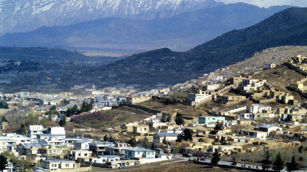 Город Кабул, архивное фото - Sputnik Таджикистан