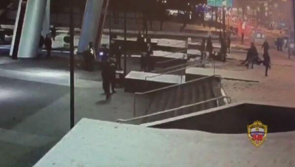 В Москве произошла драка между мигрантами - Sputnik Тоҷикистон